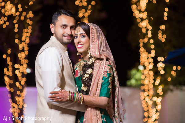 pre- wedding celebrations,sangeet,indian bride and groom