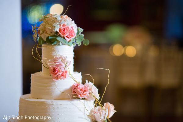 Marvelous indian wedding cake
