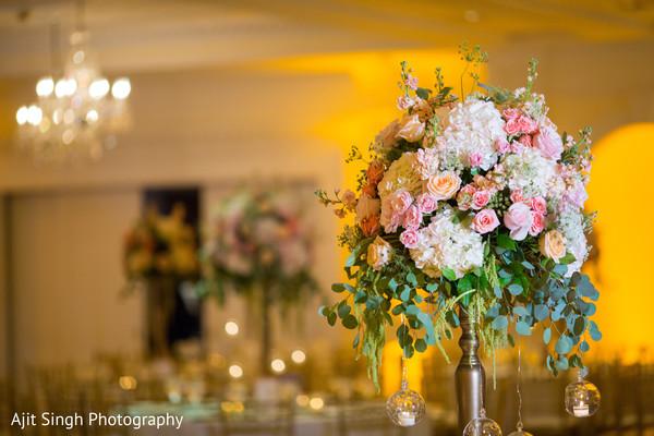 Fabulous floral centerpiece