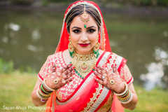 See this gorgeous indian bride