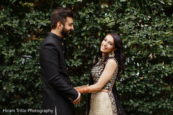 Cutest Indian pre-wedding portrait.