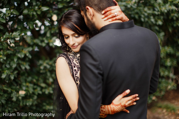 Inspiring Indian pre-wedding picture.