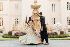 Timeless Indian pre-wedding photo session.