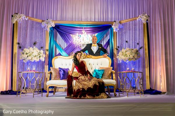 Sensational indian lovebirds photo session