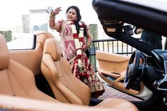 Maharani after the wedding ceremony.