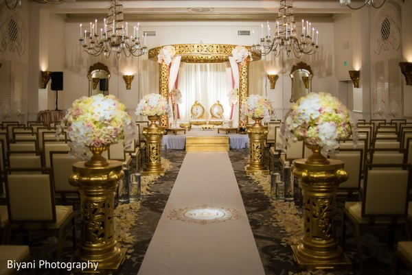 indian wedding ceremony,floral and decor,indian wedding venue