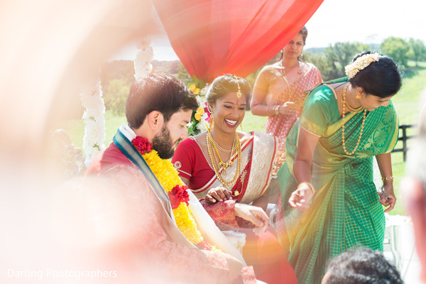 See this lovely indian wedding ceremony.