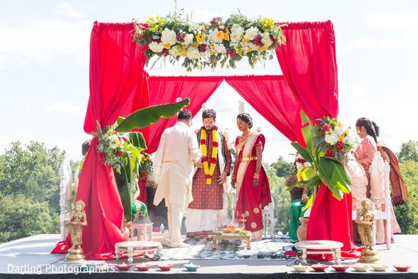 indian wedding ceremony,indian wedding ceremony photography,indian bride and groom,saptapadi ritual