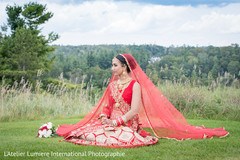 Take a look at this cute indian bride