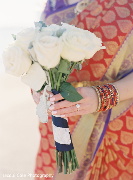 indian wedding gallery,outdoor photography,indian bride,bridal bouquet