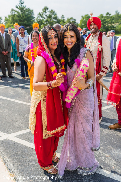 Adorable indian wedding guests
