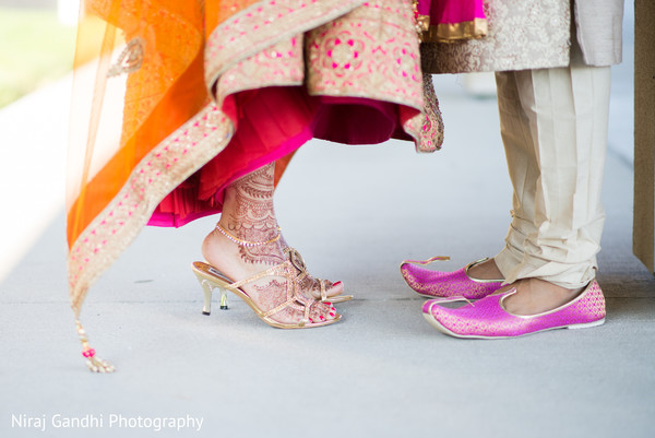 indian wedding gallery,outdoor photography,indian bride and groom shoes