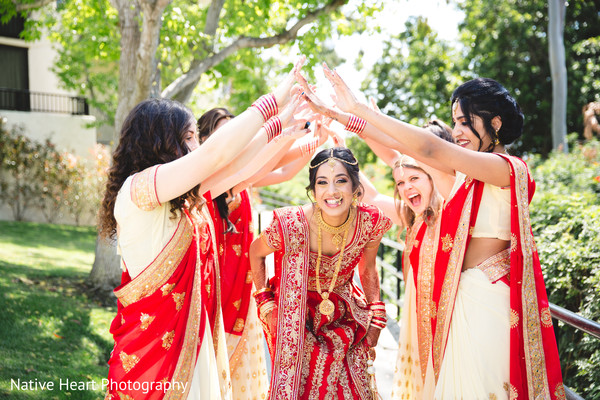 indian bridal fashion,indian bride,indian bridesmaids,indian wedding photography