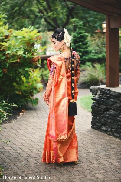 south indian bride,hair and makeup,bridal fashion