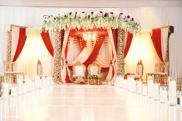 indian wedding ceremony,mandap,floral and decor,planning and design