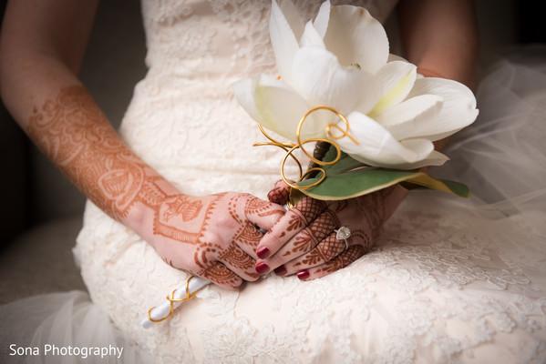 indian wedding gallery,indian bride,indian bride fashion,mehndi art