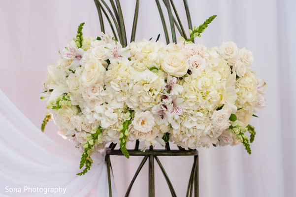 Marvelous floral decor