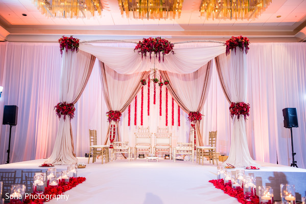 indian wedding ceremony,indian wedding reception floral and decor,indian wedding planning and design
