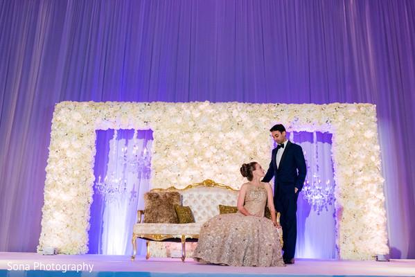 indian wedding reception,indian bride fashion,indian groom fashion