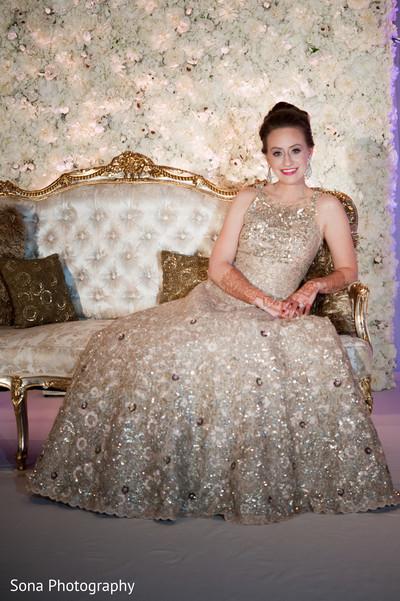 indian wedding reception,indian bride fashion
