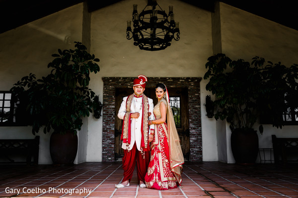 indian bride and groom,indian wedding photography,outdoor photography
