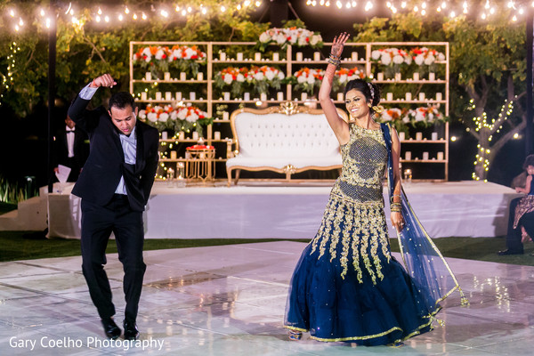 indian wedding reception,reception fashion,indian bride and groom,dj