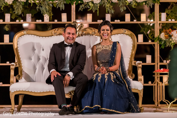 indian wedding reception,reception fashion,indian bride and groom