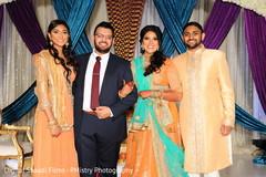 Sangeet night photo shoot