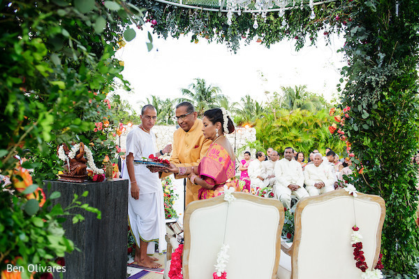 Lovely indian wedding anniversary ceremony