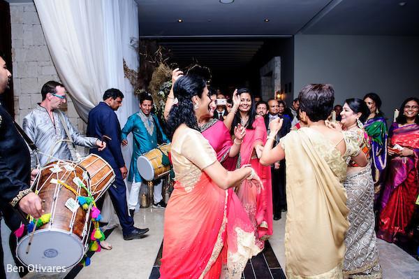 Fun indian wedding anniversary dance in cancun mexico th indian