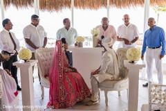 Fantastic Indian fusion wedding capture.