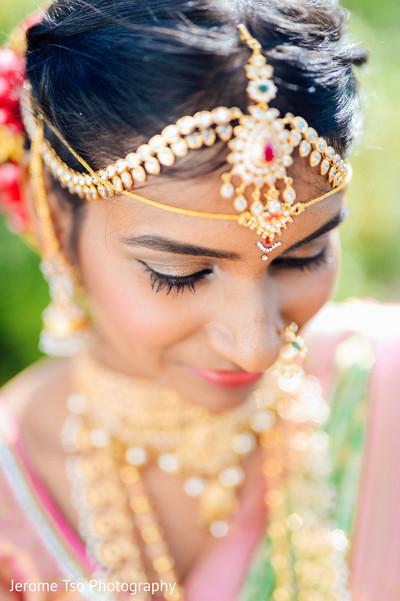 Amazing bridal tikka