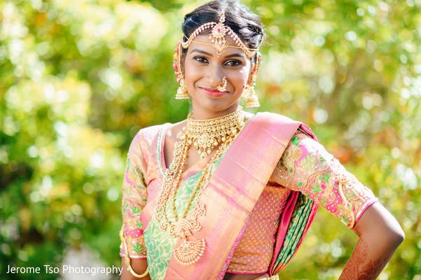 Ravishing indian bride's photography