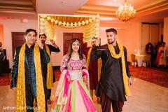 pre- wedding celebrations,indian wedding gallery,sangeet,indian bride