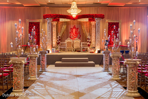 Elmhurst IL Indian Wedding by Dybala Studio Maharani Weddings