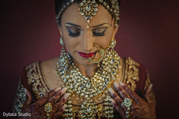 See this fantastic indian bridal jewelry