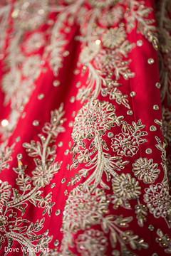 Indian bridal lengha design capture