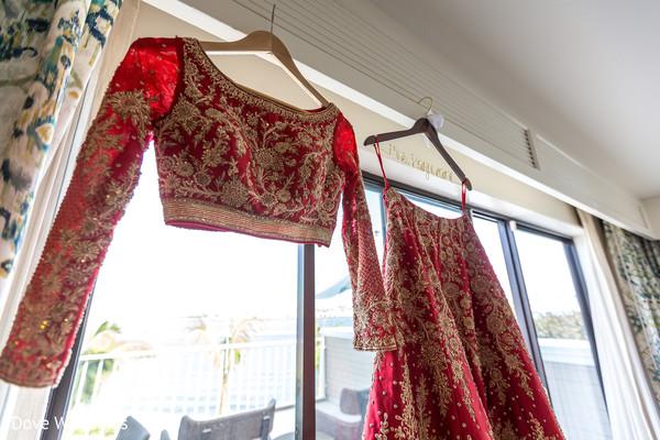 Fabulous indian bridal lengha