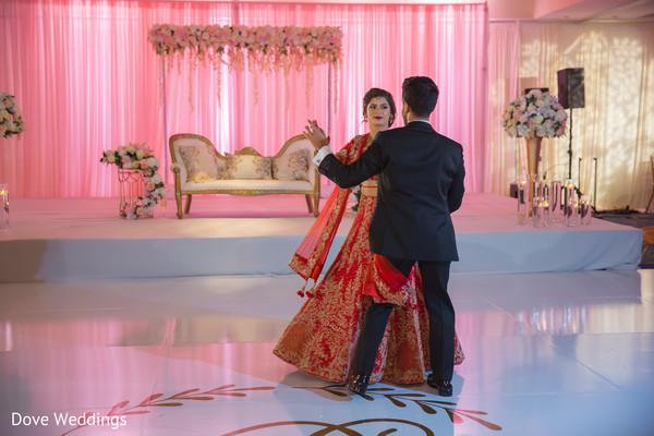 Indian Wedding First Dance