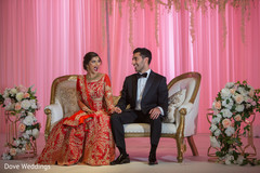 Sweet indian couple laughing