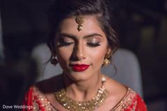 Perfect indian bridal makeup