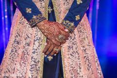 Incredible indian bridal mehndi art