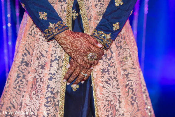 Incredible indian bridal mehndi art