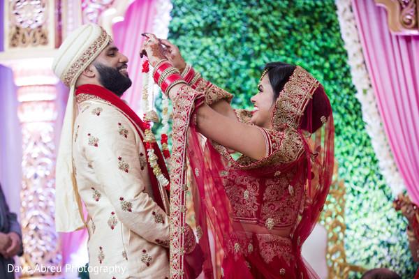 Jai Mala Ceremony