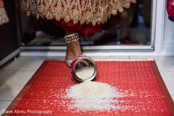 Rice for wedding ceremony capture