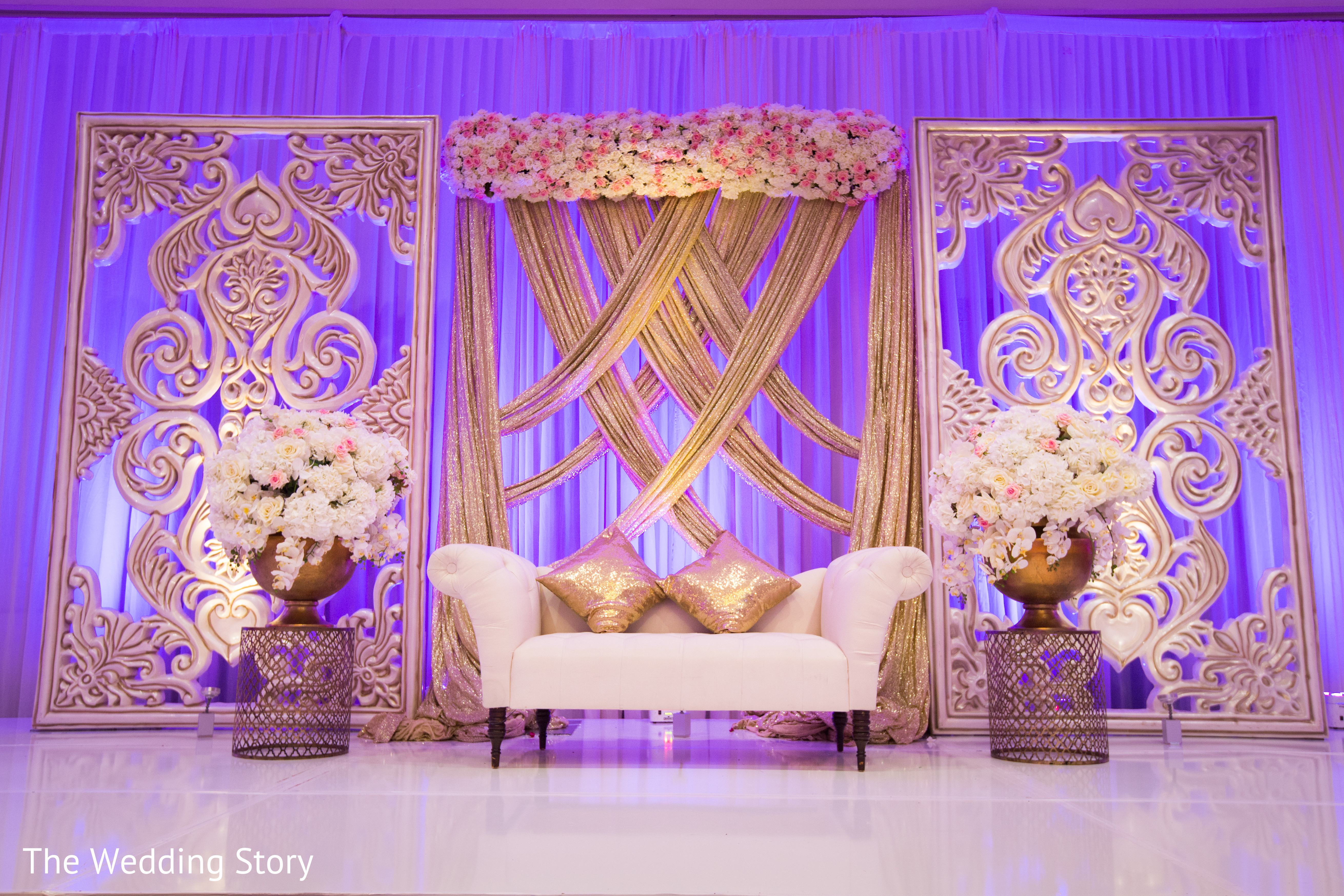 Boston, MA Indian Wedding by The Wedding Story | Post #10496