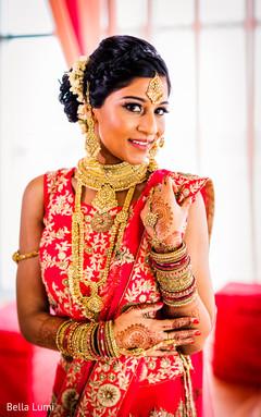 Wonderful indian bridal jewelry