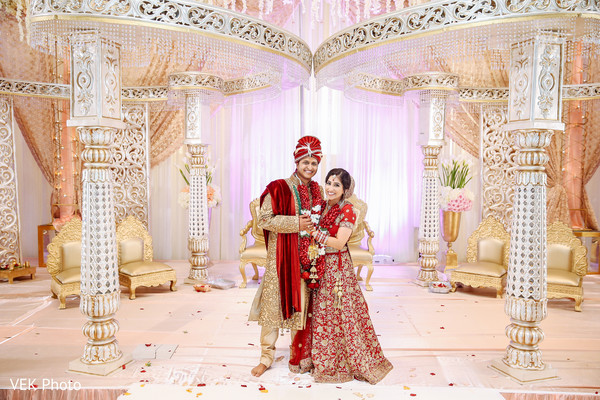 indian wedding,indian groom and bride