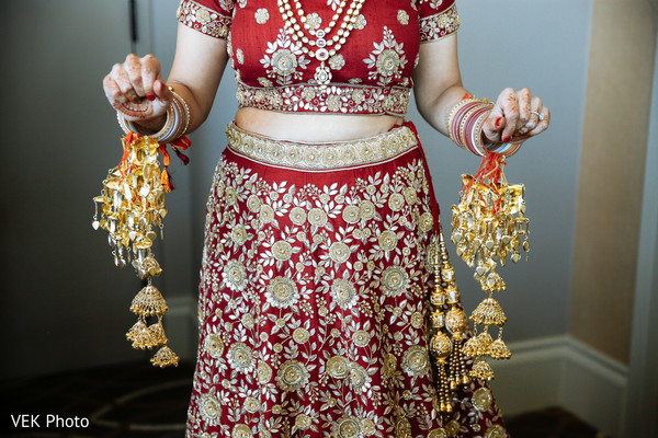 indian wedding accessorie,bride's kalire,bride's lengha