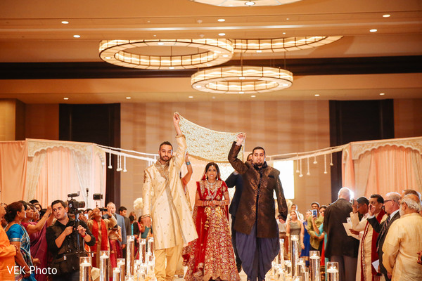 indian wedding ceremony,indian bride,indian groomsmen,indian wedding fashion